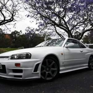 R34 GTT