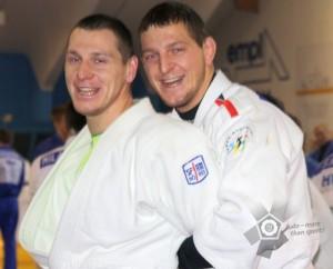 Michal og Lukas Krpalek