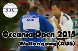 Oceania Open 2015