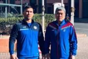 Sveinbjörn keppir á Osaka Grand Slam 2019