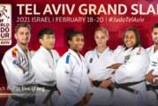Sveinbjörn Keppir á Tel Aviv Grand Slam