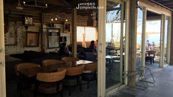 Lecoq公雞咖啡 店內用餐環境   新北市三芝