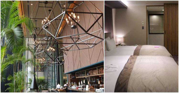 5分鐘到飯店!「東仙台大都會飯店Hotel Metropolitan Sendai East」仙台車站、商場就在旁邊快速又便利