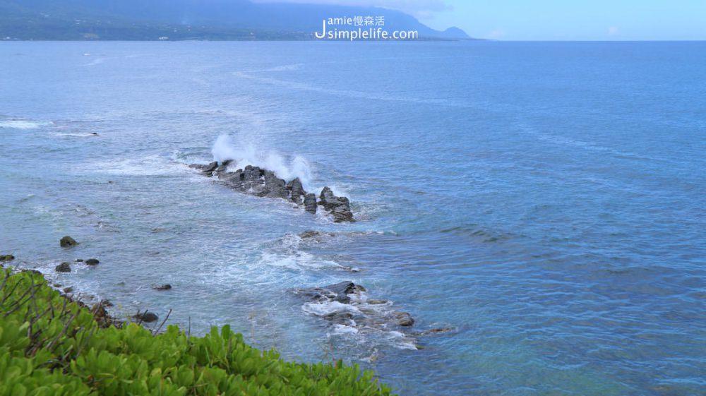 拍照打卡 伽路蘭遊憩區 大海   台東東海岸