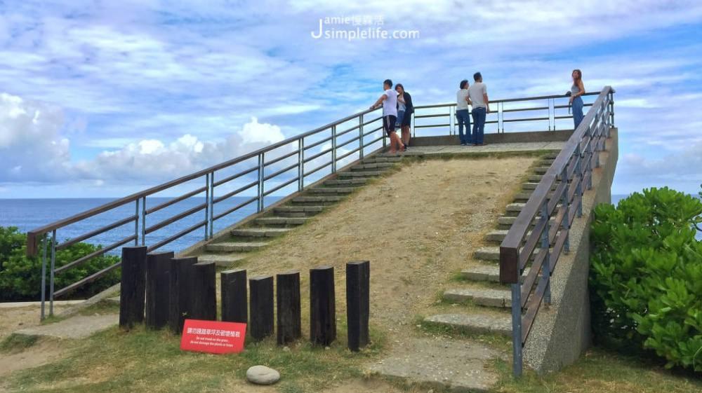 拍照打卡 伽路蘭遊憩區 觀景台   台東東海岸