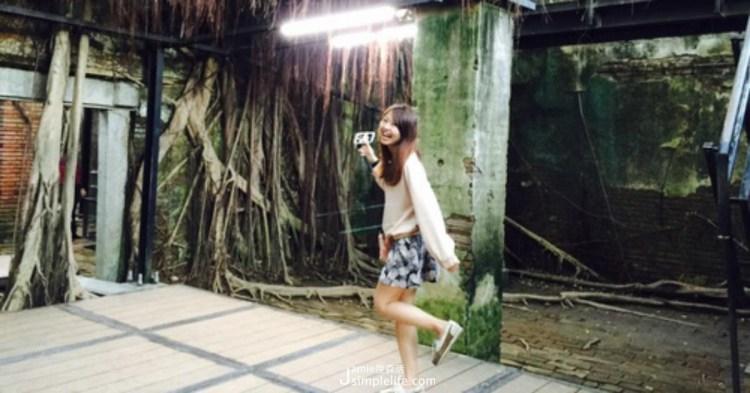 台南安平|安平樹屋,樹幹環抱歲月暈色,自然之氣在這永不減滅