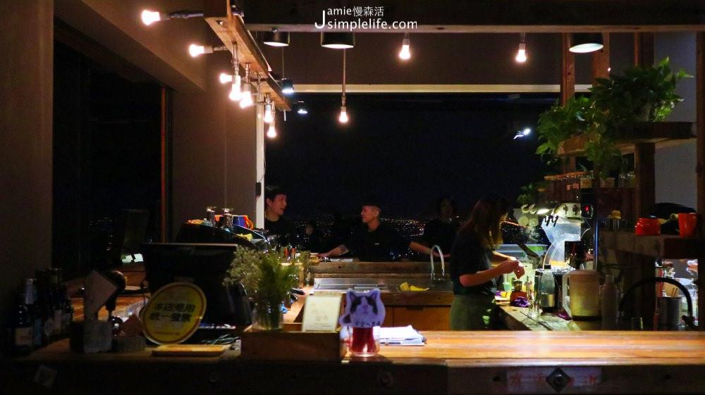 礁溪百萬夜景餐廳!「空ㄟ農場」點餐吧台
