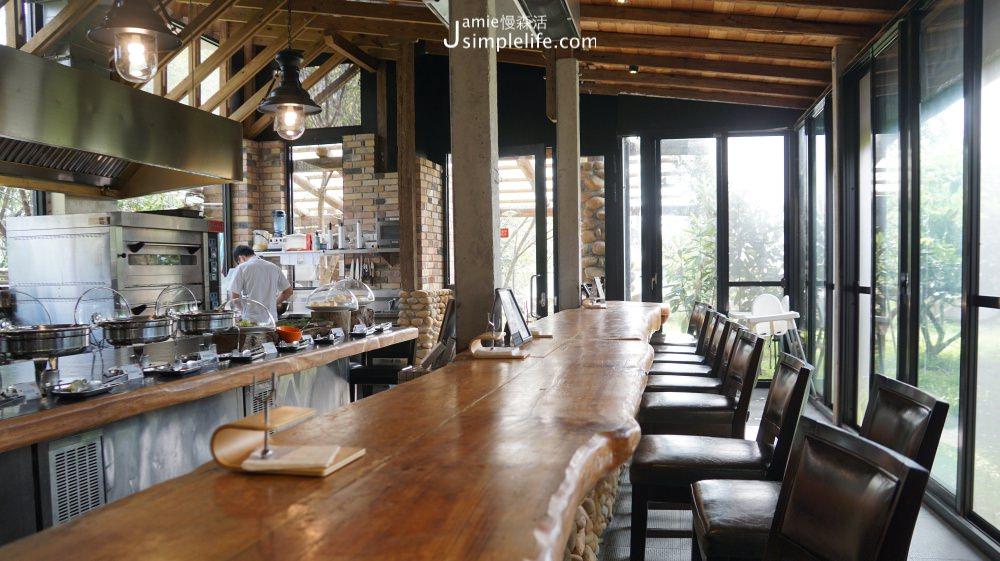 橘舍三食 餐廳用餐空間 | 苗栗卓蘭