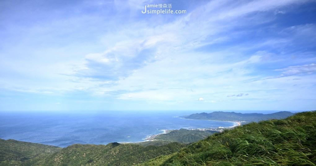 5分鐘登頂草山!新北瑞雙公路「草山雷達站」瞭望360度山海美景