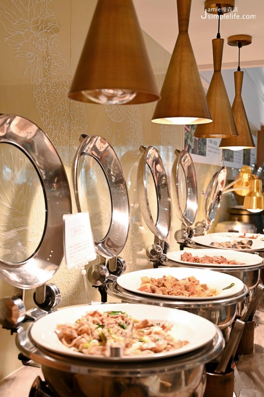有吃也有住宿「大東北角」全都包 宜蘭礁溪兆品酒店 餐廳早餐