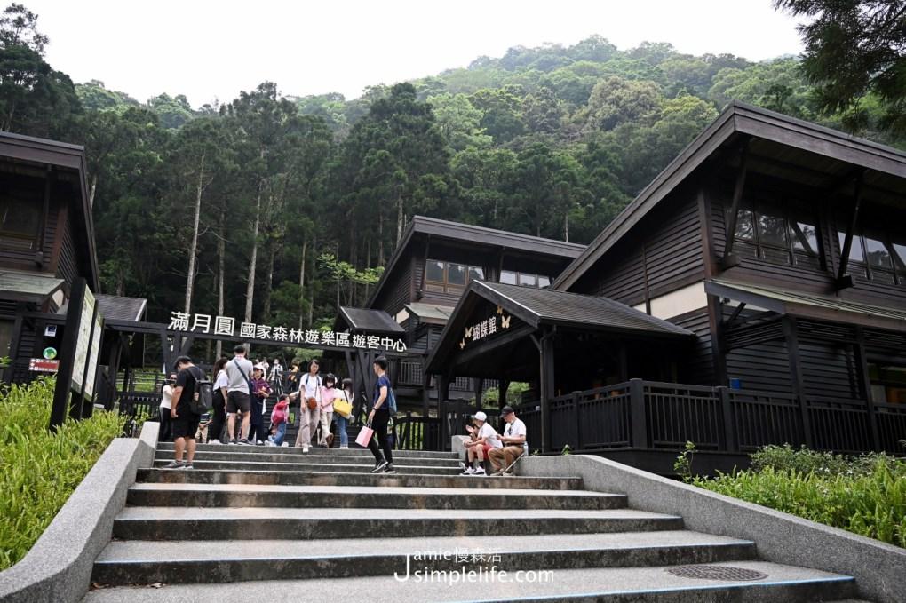 國家森林遊樂區:新竹林管處轄管加強防疫措施 滿月圓