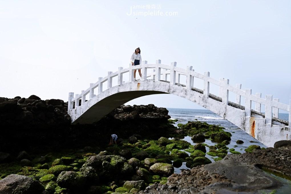 新北石門區 石門洞拱橋礁石區