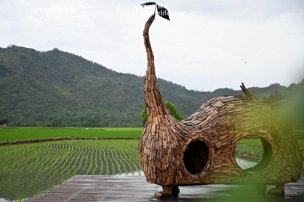 2021縱谷大地藝術季-漂鳥197  伊祐噶照-貓咪種子