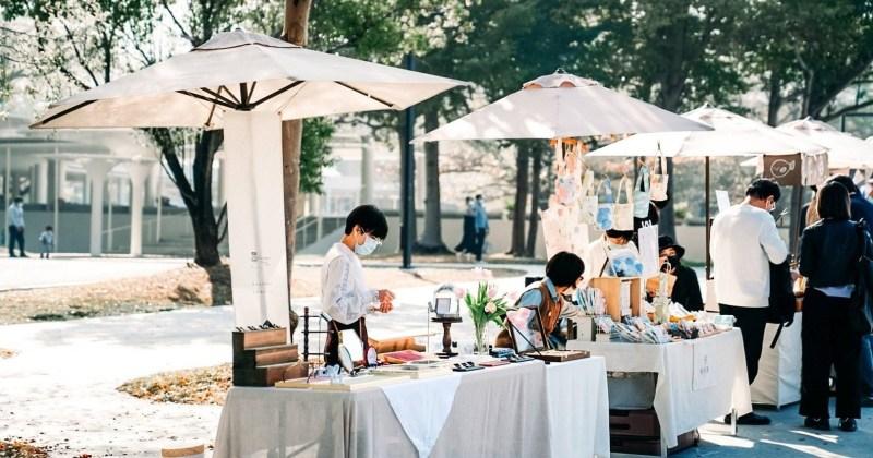 限定2天!高雄最美城市「森之市」70間手作、美食免費逛