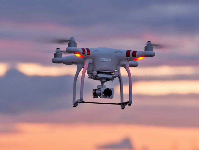 'The future of air drones is far more exciting, and far closer than anyone thinks'