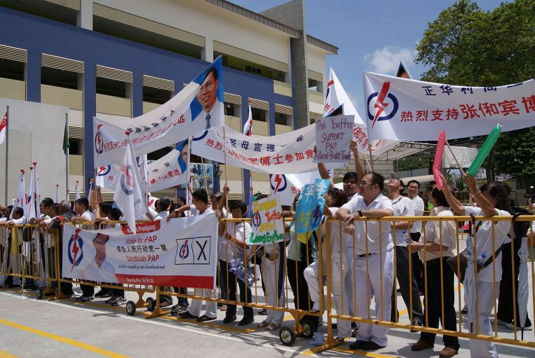 Singapore general election moves closer: How they covered it (ASEAN TODAY)