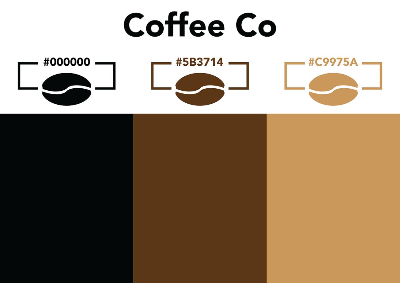 Coffee Company Colours
