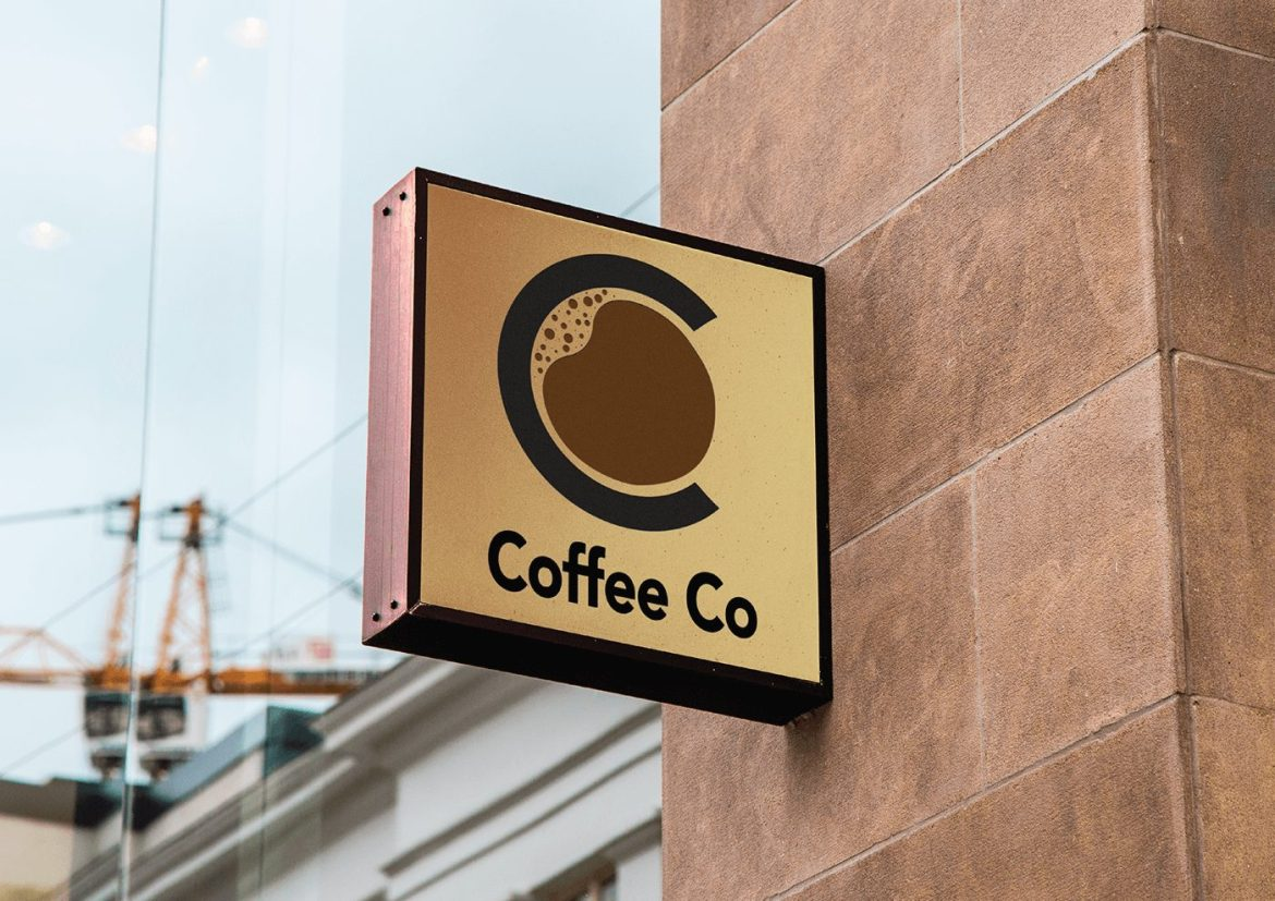 Coffee Company Shop Front