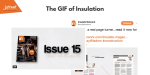 Insulation GIFs - Marketing Tips Header