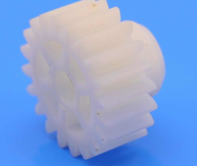 Stock Hard Plastic Spur Gear  Tooth