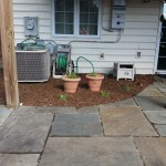After Clean Up and Mulching in Montgomery Village