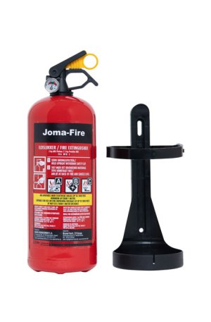 2 kg ABC Pulverslukker 13A-89B Joma-Fire auto