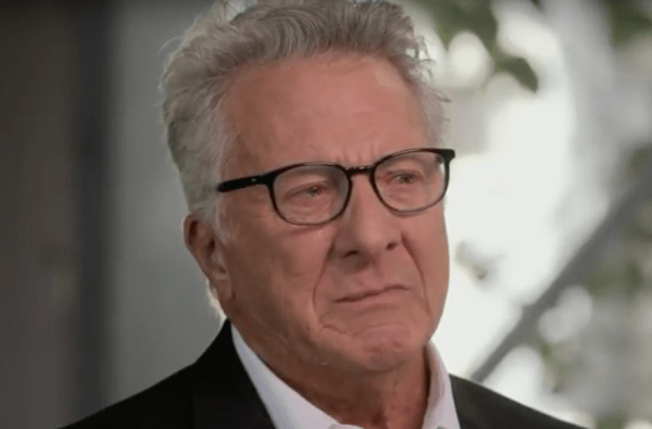 Dustin Hoffman breaks down on 'Finding Your Roots' after ...