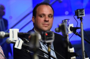 "Boris Epshteyn attending SiriusXM's ""White in America""special at SiriusXM Studios in New York City, June 30, 2015. (Ilya S. Savenok/Getty Images for SiriusXM)"