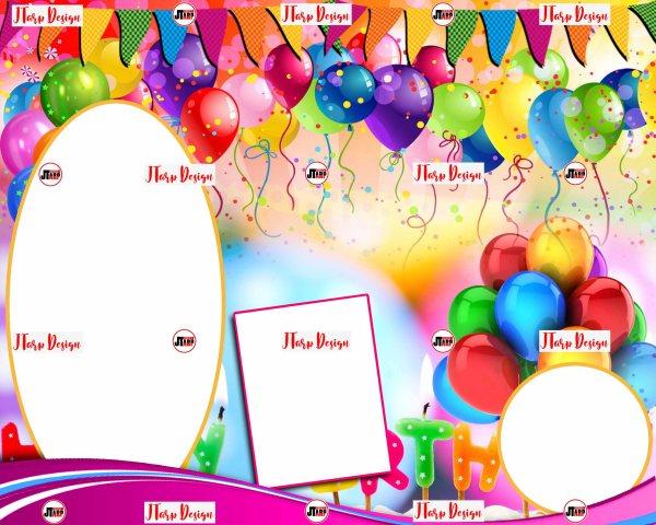 Template Birthday-tarpaulin-design-Template