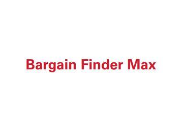 Bargain FInder Max logo