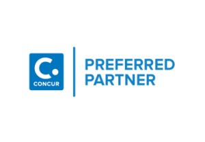 Concur Preferred Partner logo