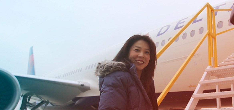 Delta 777 Upgrade