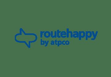 Route Happy Logo