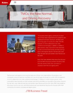 Sabre TMC Article