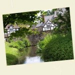 Eardisley Postcard Angle - Ref L02