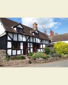 Eardisley Cottage Postcard Front