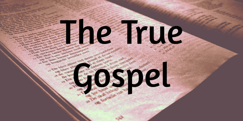 Remain True to the Gospel
