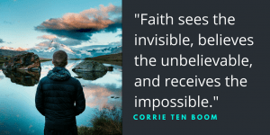 faith corrie ten boom