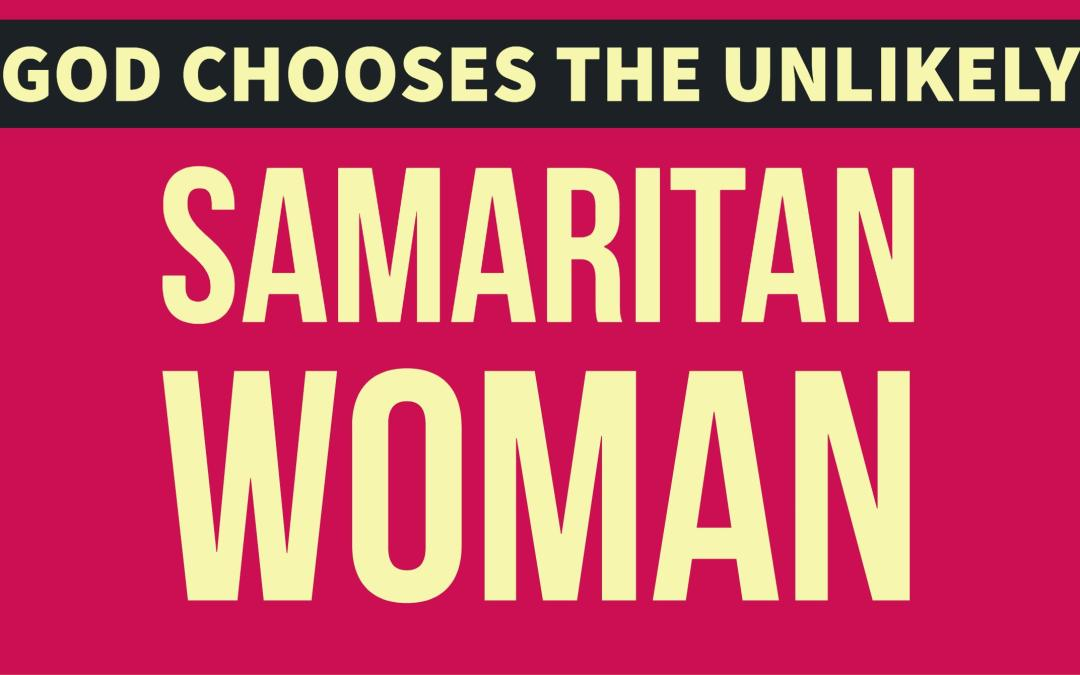 The Samaritan woman – Repeating the same mistake over and over again