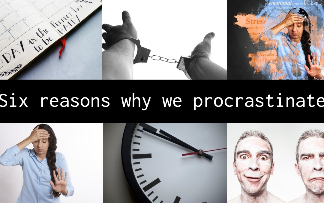 Six reasons why we procrastinate in our devotional time and how to overcome them