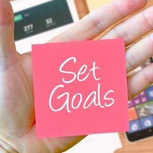 set goals - jtdyer.com