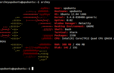 ubuntu-console
