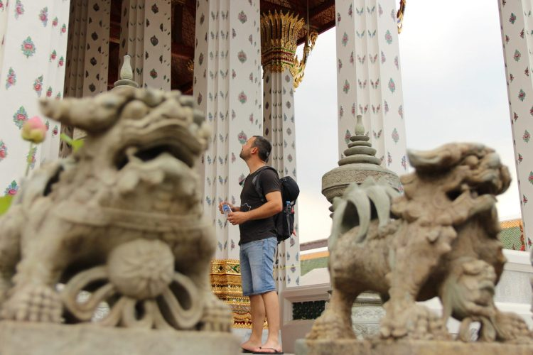 Temple Wat Arun bangkok