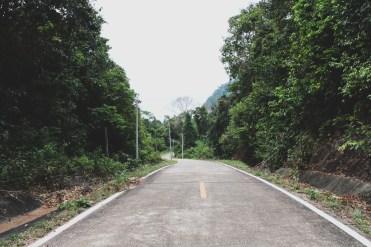 Koh lanta road