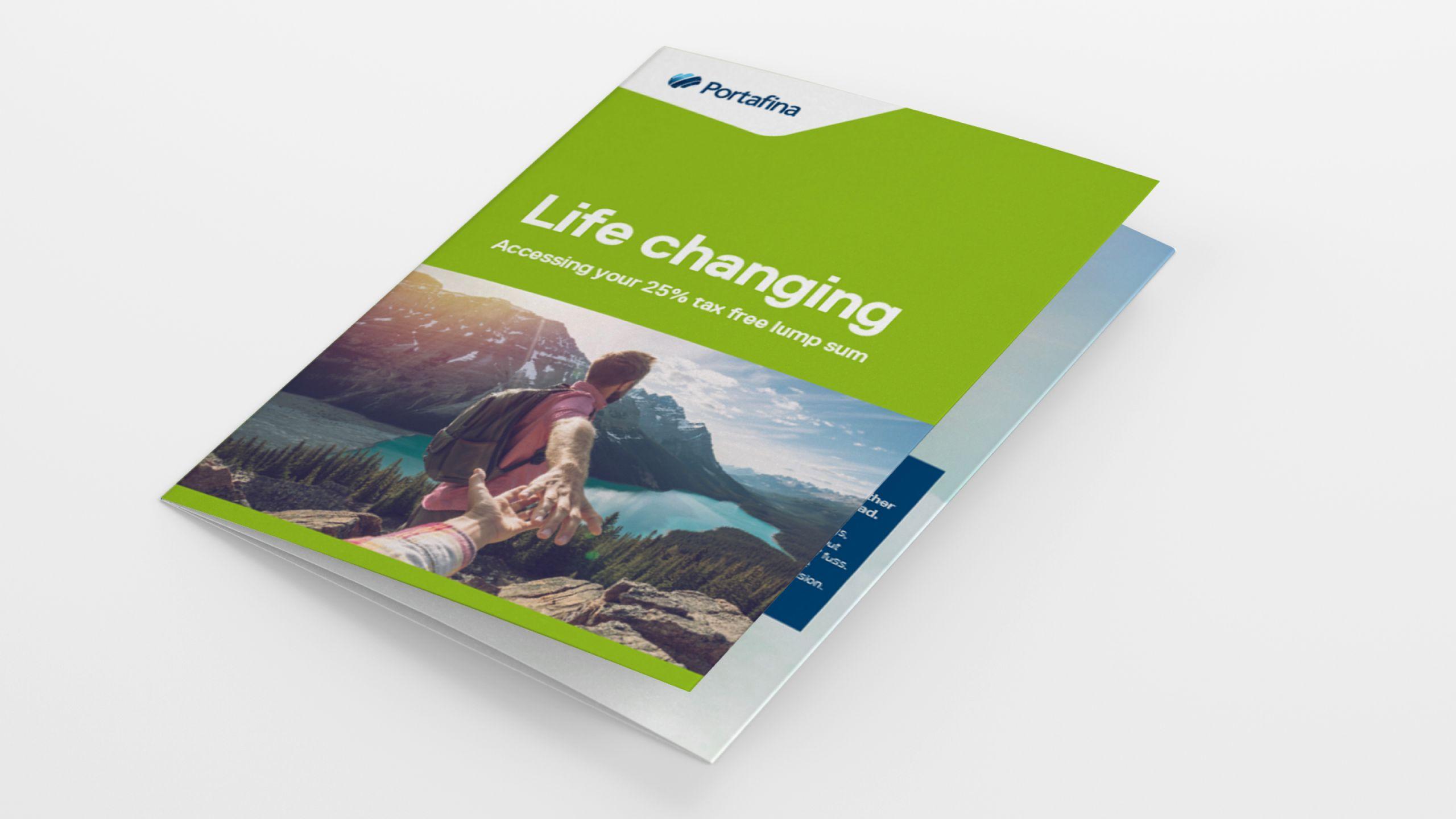 Portafina brochure