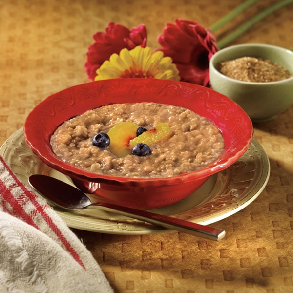 Oatmeal with Maple & Brown Sugar