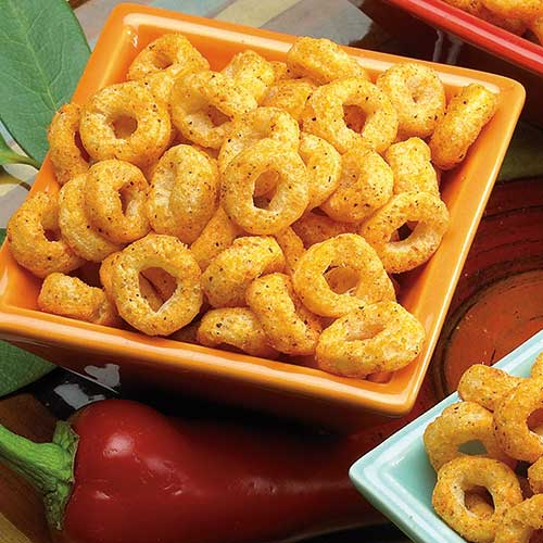 Crunch O's – Barbeque