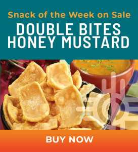 Snack of the Week on Sale: Double Bites Honey Mustard