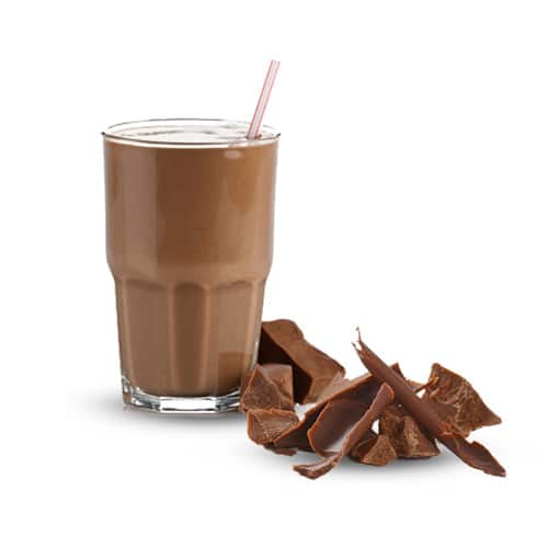 Advanced Double Chocolate Shake