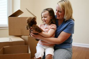 For Children Moving Can Be More Traumatic